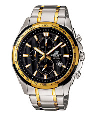 Review Jam Tangan Casio Edifice EF-552PB