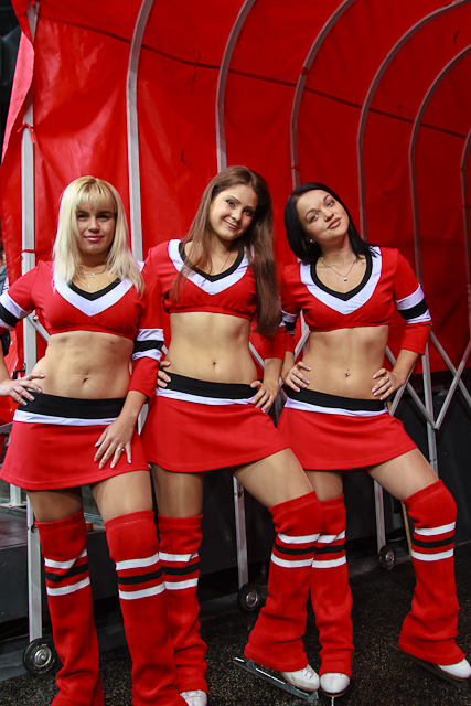 КХЛ Донбасс Ice Girls девушки хоккей