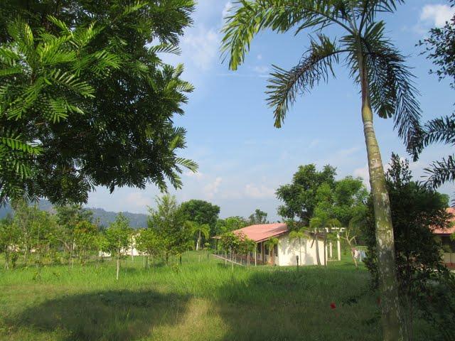 Vipassana course, Gambang