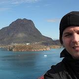 So Close to Land -- Scenic Greenland