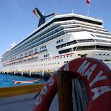 The New Dock - Costa Maya, Mexico