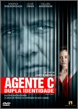Download Agente C : Dupla Identidade  BDRip AVI Dual udio + RMVB Dublado