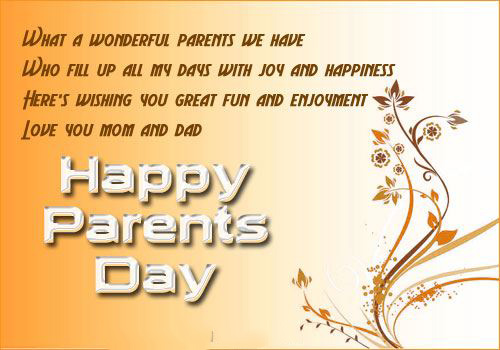 beautiful parent s day cards quotes quotes poems