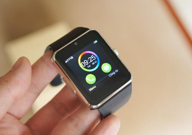 Trên tay đồng hồ thông minh Inwatch B giá 1,2 triệu đồng - 90666