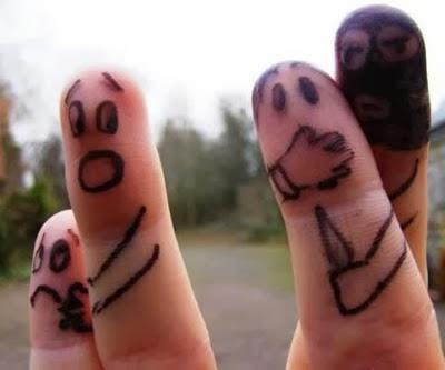Hình ảnh ngón tay dễ thương