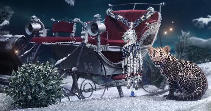 "Cartier ""Winter Tale"" 2012 Holiday Web Film"
