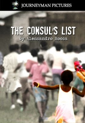 Lista konsula / Rwanda - The Consul's List (2011) PL.TVRip.XviD / Lektor PL