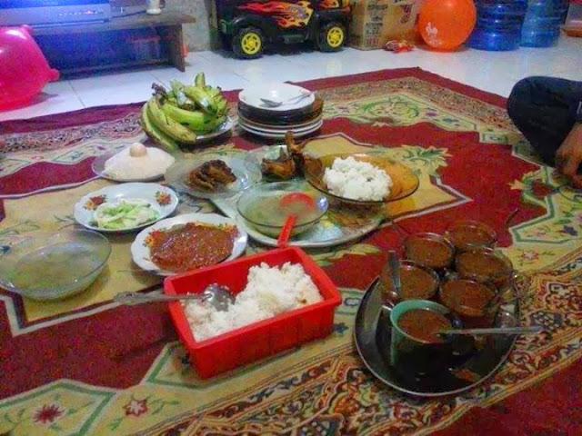 tradisi budaya mandar 10 muharram