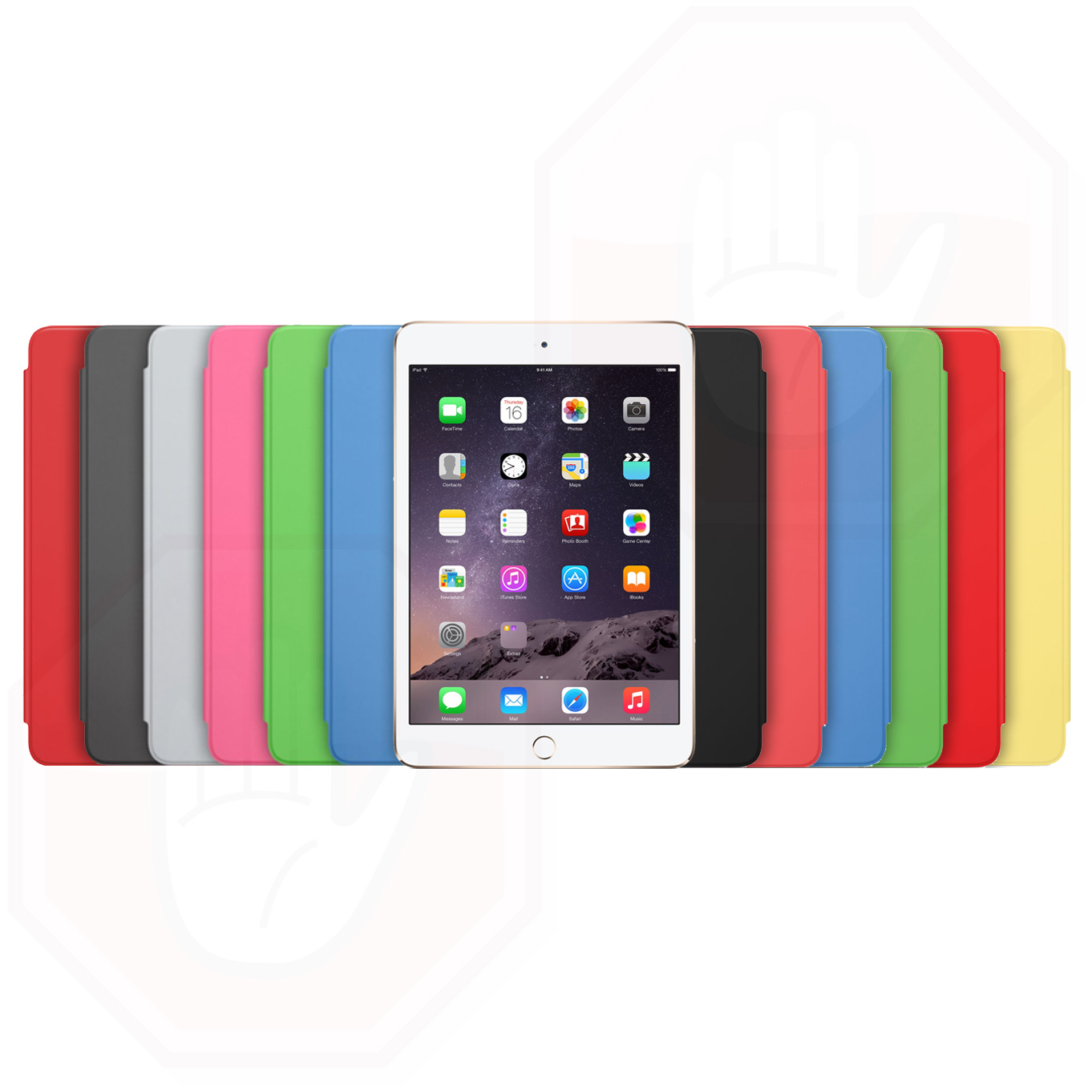 Ipad Mini 2 Colors Apple Smart Cov...