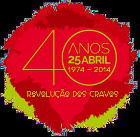 40 anos da revolução dos cravos