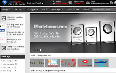 Template blogspot bán hàng chuyên nghiệp