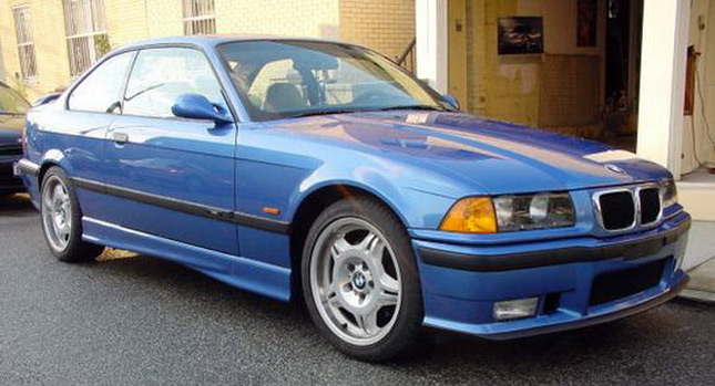 Time Capsule 1999 Bmw M3 E36 Coupe Has Only 3 008 Miles