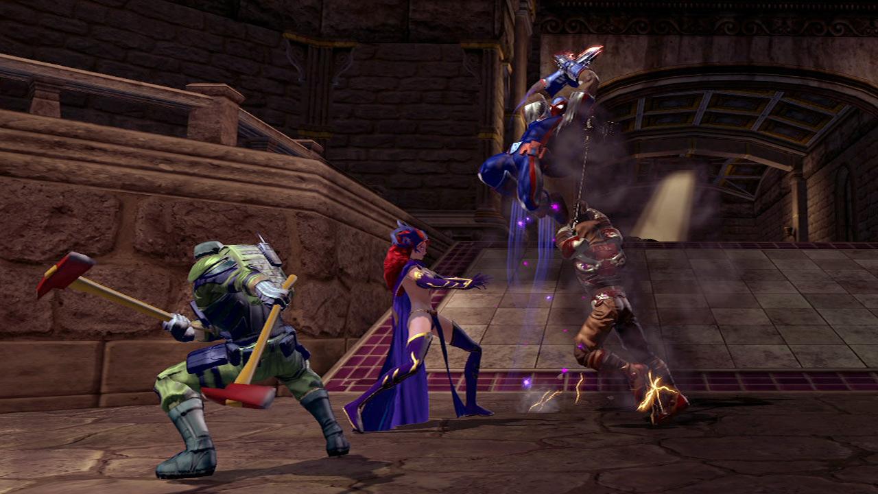 Khám phá DC Universe Online: Circe - Ảnh 10