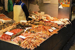 Fresh Seafood at a local Spanish Market