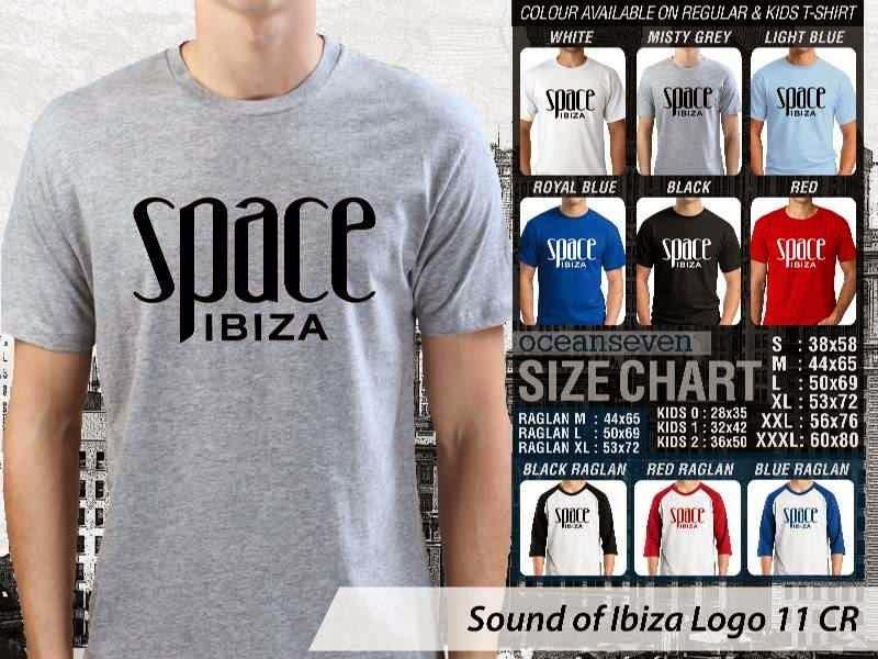 KAOS Musik Ibiza 22 Space Ibiza distro ocean seven