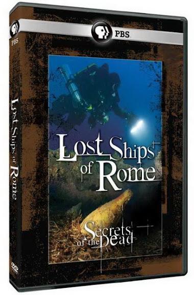 Zaginione statki staro¿ytnego Rzymu / The Lost Ships Of Rome (2010)  PL.DVBRip.XviD / Lektor PL