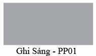 Màu Ghi Sáng - PP01 Ghế gấp Nội thất 190