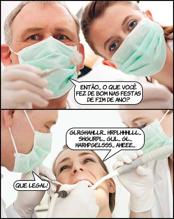 nodentista No dentista
