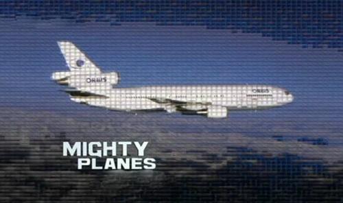 Lataj�ce kolosy / Mighty Planes (Season 1-2) (2012-2013) PL.DVBRip.XviD-Sante / Lektor PL