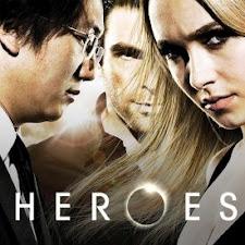 Giải Cứu Thế Giới Phần 4 - Heroes Season 4