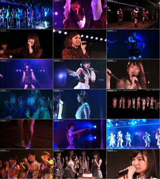 "(LIVE)(公演) AKB48 チームA ""恋愛禁止条例"" 武藤十夢の生誕祭 141121 & 141129"
