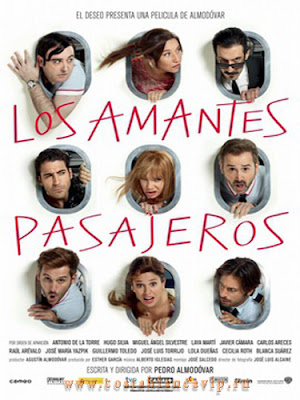 Los Amantes Pasajeros, Влюбленные пассажиры, Я очень Возбужден, Педро Альмадовар, Pedro Almodóvar, новый фильм, фильм, кино, премьера, Испания