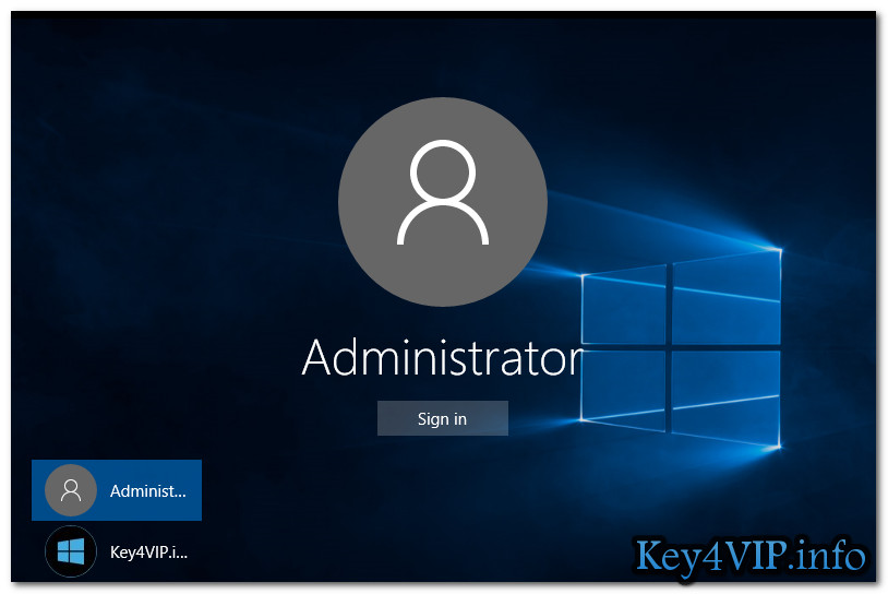 how to change administrator account on windows 10 difficult