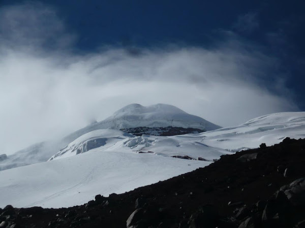 Volcn Cotopaxi, Ecuador