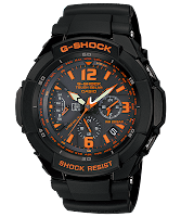 Casio G Shock : G-1200B