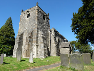 Tissington Church.