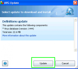 cara manual update avg free antivirus offline mode update Manual Update AVG Free Antivirus Offline Mode