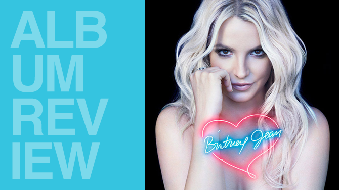 Album review: Britney Spears - Britney Jean | Random J Pop