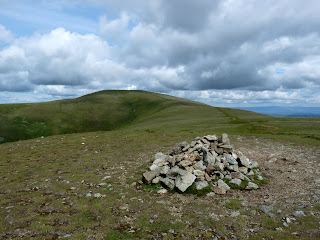 Watsons Dodd Summit to Great Dodd.