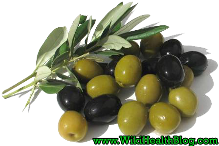 Olive health benefits