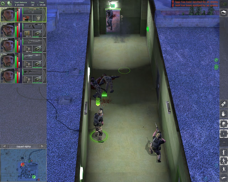 Jagged alliance: back in action - screenshots - 32 of 63 - gamershellcom