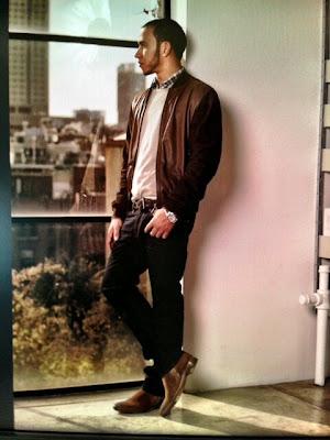 фотосессия Льюиса Хэмилтона для американского журнала Men's Journal
