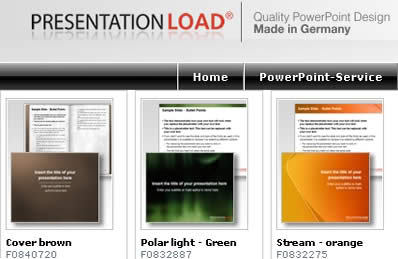 Presentation Load