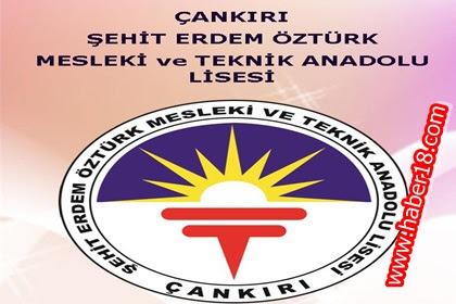 Çankırı Erdem Öztürk Mesleki ve Teknik Anadolu Lisesi Tanıtım