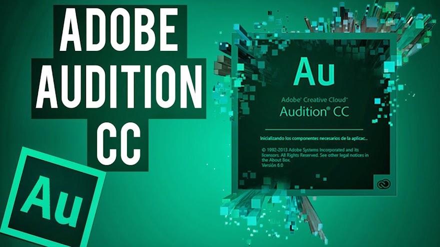 Adobe Audition CC 6.0 RUS crack ключ скачать бесплатно. Adobe Audition - м