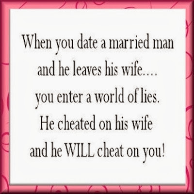 Quotes About Dating A Married Person