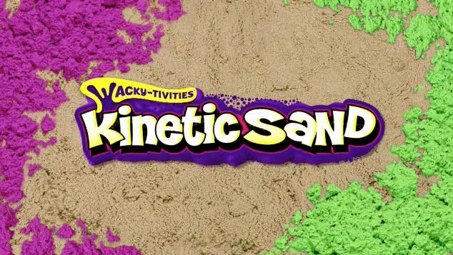 Cát Kinetic Sand Rangs Japan chính hiệu
