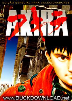 Akira: Edição Especial DVD-R