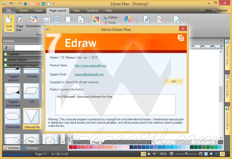 edraw max license key for mac