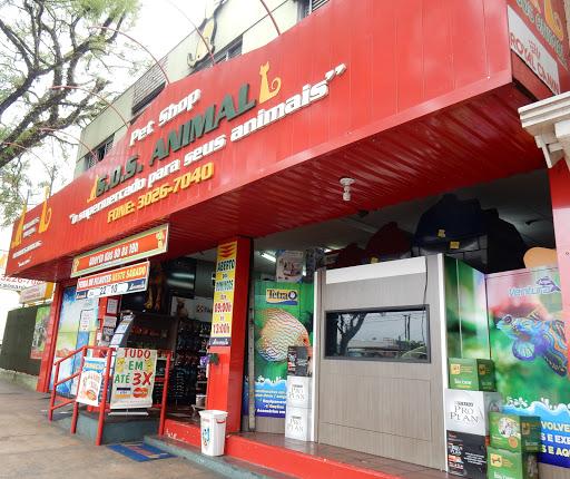 Supermercado Pet SOS Animal, Avenida Jusceline K. de Oliveira, 1213 e 1225 - Zona 02, Maringá - PR, 87010-440, Brasil, Loja_de_animais, estado Paraná