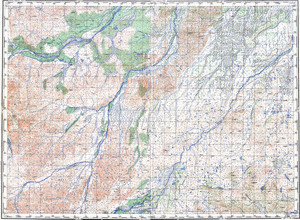 Map 100k--p54-043_044--(1950)