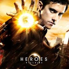 Poster Phim Giải Cứu Thế Giới Phần 3 - Heroes Season 3