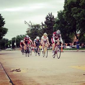 MSU Race Weekend - Crit - Apr 2012 - By Kristen Kjellberg