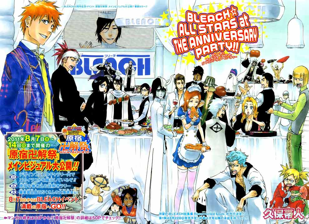Baca Manga, Baca Komik, Bleach Chapter 456, Bleach 456 Bahasa Indonesia, Bleach 456 Online