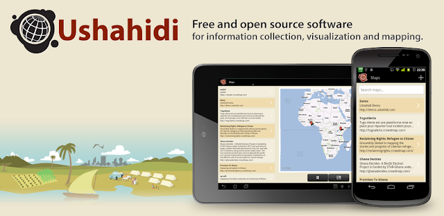 Ushahidi Android App 3.0.0