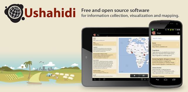 Ushahidi Android App 3.0.0